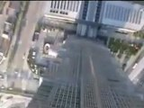 Base Jump from 2nd Base - Olslo Base - YouTube