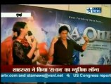 Ra.One 2011  Music Launch With Star plus Stars 14th September 2011 *AC Exclusive* Pt2