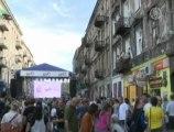 Varsovie: Une fête de rue pour apaiser les tensions ethniques