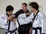 How To Do Hapkido Self Defense