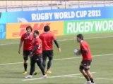 Rugby : Nouvelle Zélande vs Japon