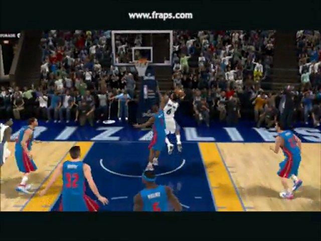 NBA 2K11 SnoopDogg Highlights