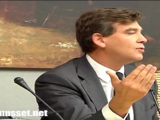 PROTECTIONNISME 3/3 > ARNAUD MONTEBOURG > 14.09.2011