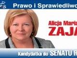 Spot Wyborczy Alicja Zając