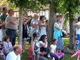 Hénonville : festivités médiévales au château d'Henonville