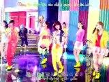 [KTV][Vietsub + Kara] Steps - Kara (Dance Version)