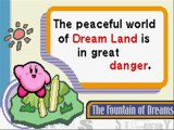 Kirby Nightmare in Dreamland Intro
