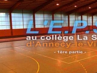 L'EPS au collège La Salle d'Annecy-le-Vieux (1ère partie)