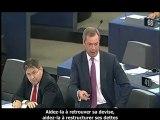 Nigel Farage - La Grèce sous la dictature de la CE, de la BCE et du FMI