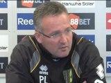 Premier League: Lambert fier de ses troupes