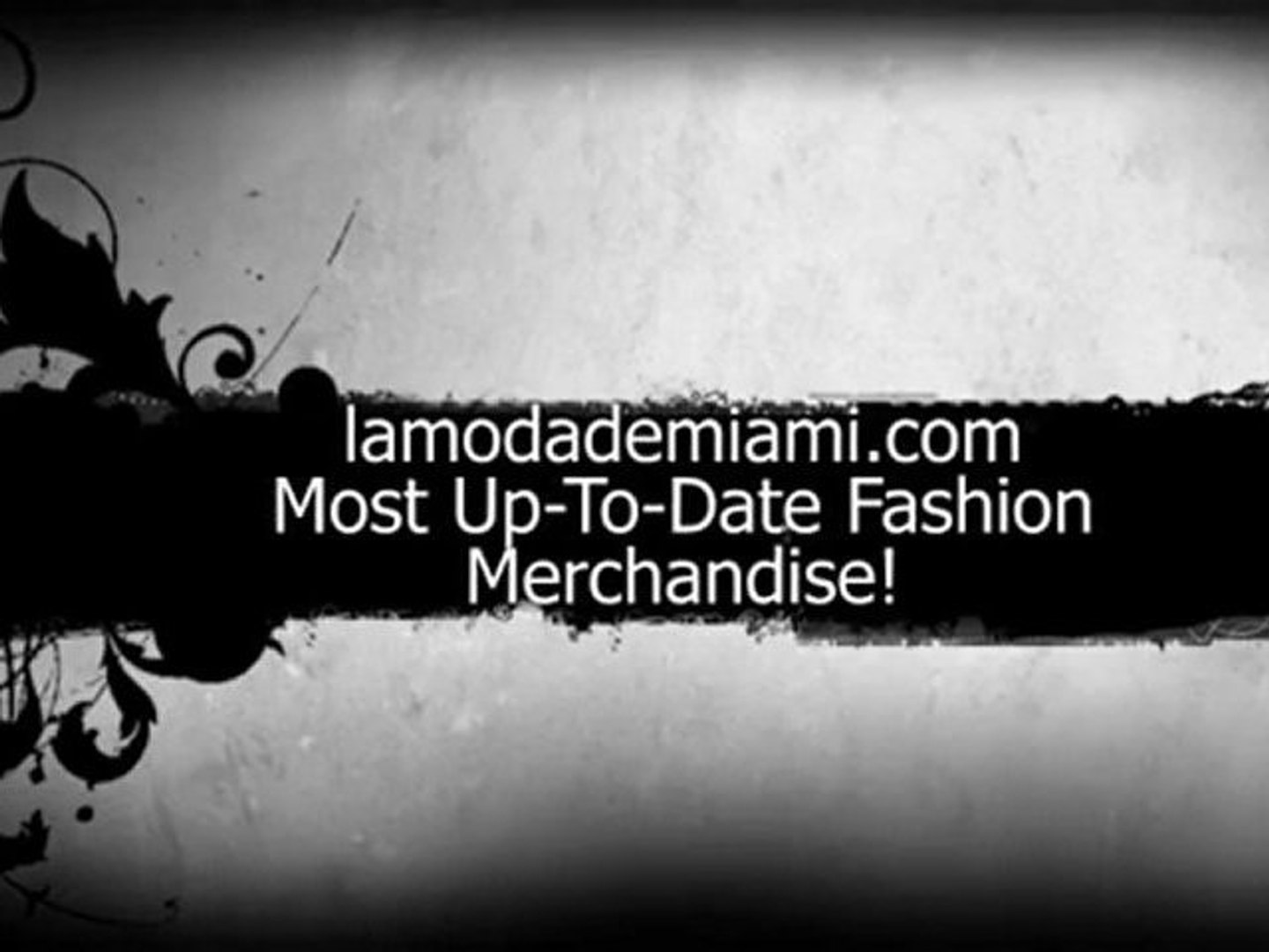 Miami fashion and weight loss tips; Latin fashion clothes and best diet site