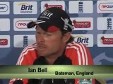 Run out ton for Bell
