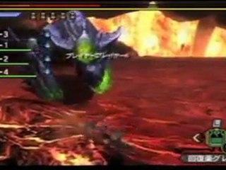 Gameplay 2 de Monster Hunter 3 Ultimate