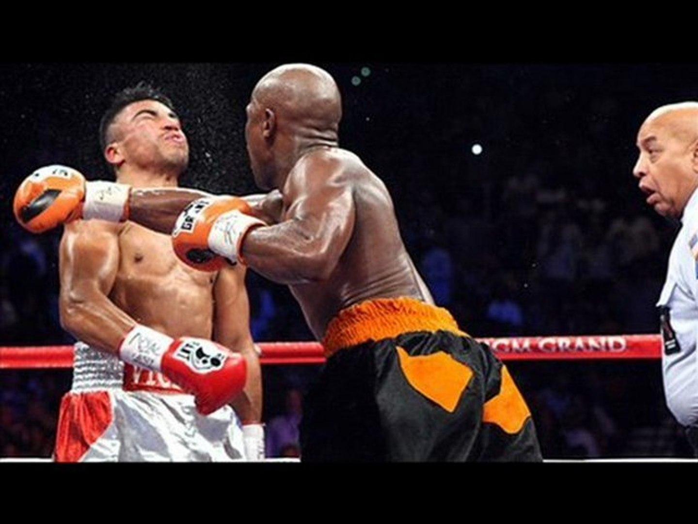 Watch Victor Ortiz vs Floyd Mayweather Full Fight Video Highlights