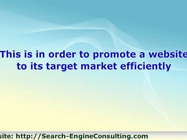 Search Engine Marketing For Local Search Business