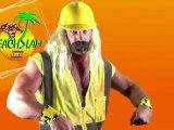 CWF BeachSlam Wrestling Pay-Per-View, WWE, WWF, Hulk Hogan,