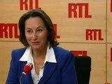 Ségolène Royal, présidente socialiste de Poitou-Charentes, candidate aux primaires du PS, invitée de RTl (19 septembre 2011)