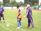 Séance d'entraînement avec : Francis SMERECKI