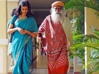 Anupam Kher one on one with Sadguru Jaggi Vasudev