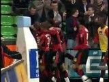 14/10/06 : John Utaka (38') : Rennes - Auxerre (3-1)