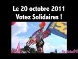Elections Fonction publique : Votez Solidaires [Expression Directe- Solidaires]