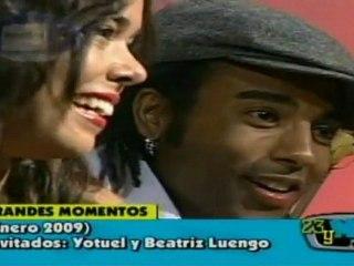 Beatriz Luengo y Yotuel Romero (Orishas) - Candela Live en 23 y M (Cuba)