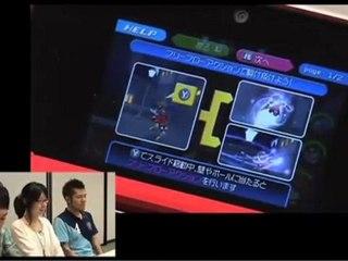 Off screen Sora Gameplay de Kingdom Hearts : Dream Drop Distance