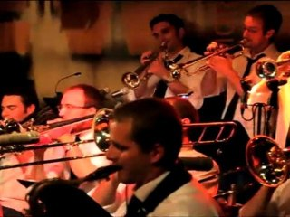 Electro Deluxe Big Band Live