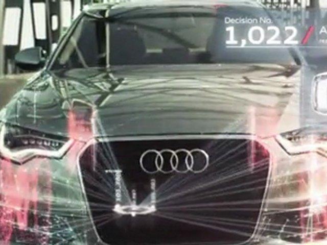 2012 Audi A6 Plano, Audi A6 Dallas