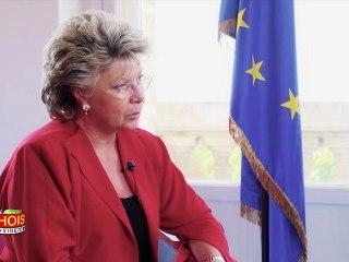 Interview de Viviane Reding par Alain Bazot: l'action de groupe