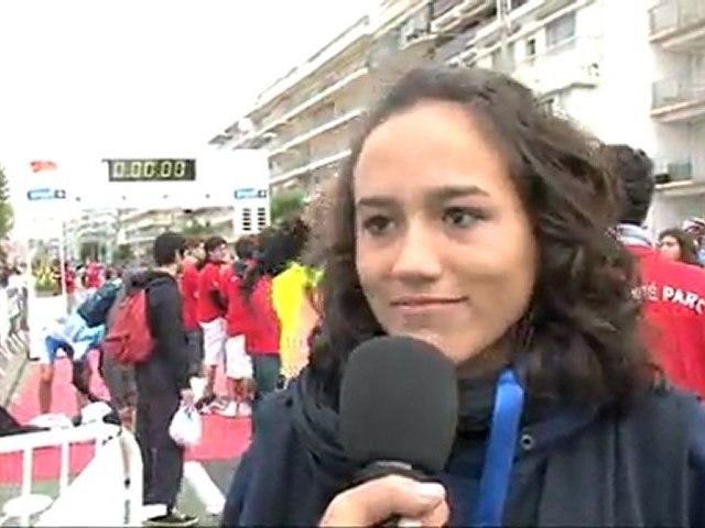 Triathlon audencia La Baule 2011