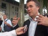 Festival de Loire 2011 : Serge Grouard : la  Loire est magique !