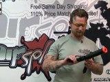 AirSplat On Demand - Tac Force TF11 Mac 11 Airsoft Gas Blowback Submachine Gun Rifle Episode 75