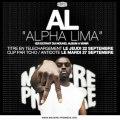 """AL """"ALPHA LIMA"""" 1er extrait du nouvel album Matiere Premiere"""