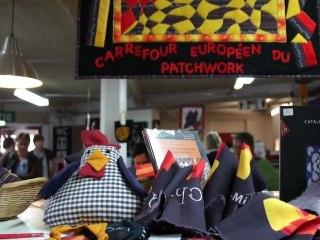 Carrefour du Patchwork 2011, Sainte-Marie-aux-Mines, du 15 au 18 septembre 2011