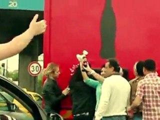 Mutluluk Kamyonu İstanbul Trafiğinde