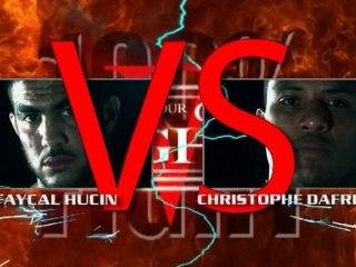 100% FIGHT 5 - Trailer inédit Christophe DAFREVILLE vs Fayçal HUCIN