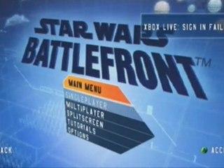 Vidéo test de Star Wars Battlefront sur Xbox