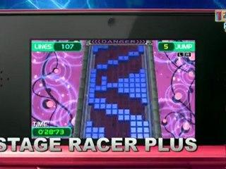 Trailer : Modes de jeu de Tetris Axis