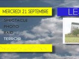 Journal du mercredi 21 septembre Télé Gohelle