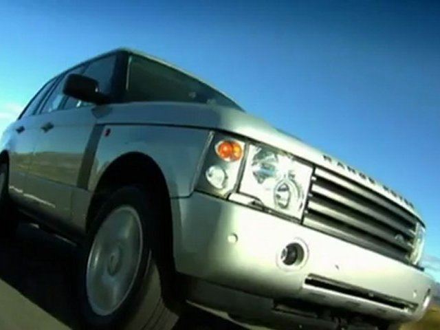 Range Rover Story