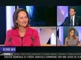 Ségolène Royal invitée d'Élysée 2012