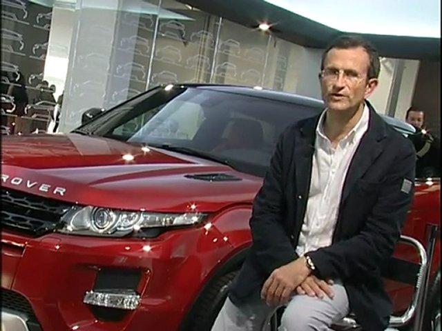 Range Rover Evoque Live