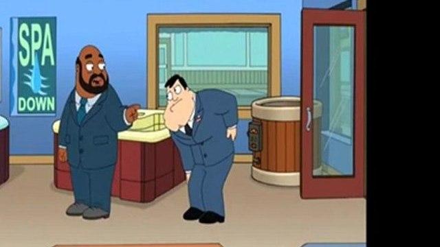 American Dad-Hot water Season 7, Episode 1