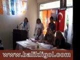 Siverek ve Hilvan AK PArti Kadın Kolları kongresi
