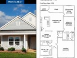 Tribute Homes presents Montcrest Edgewater A resort style community for active retirement living in South Carolina