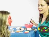 Halloween Devil Face Paint Tutorial – FacePaint.com