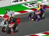 F1 MiniDrivers - GP Cina 2011