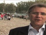 Interview du Député Maire Serge Grouard - festival de loire 2011