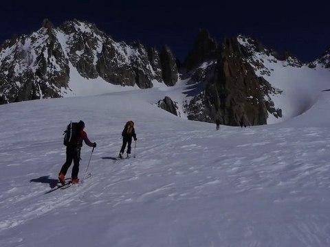 Chamonix-Zermatt, la Haute Route à skis